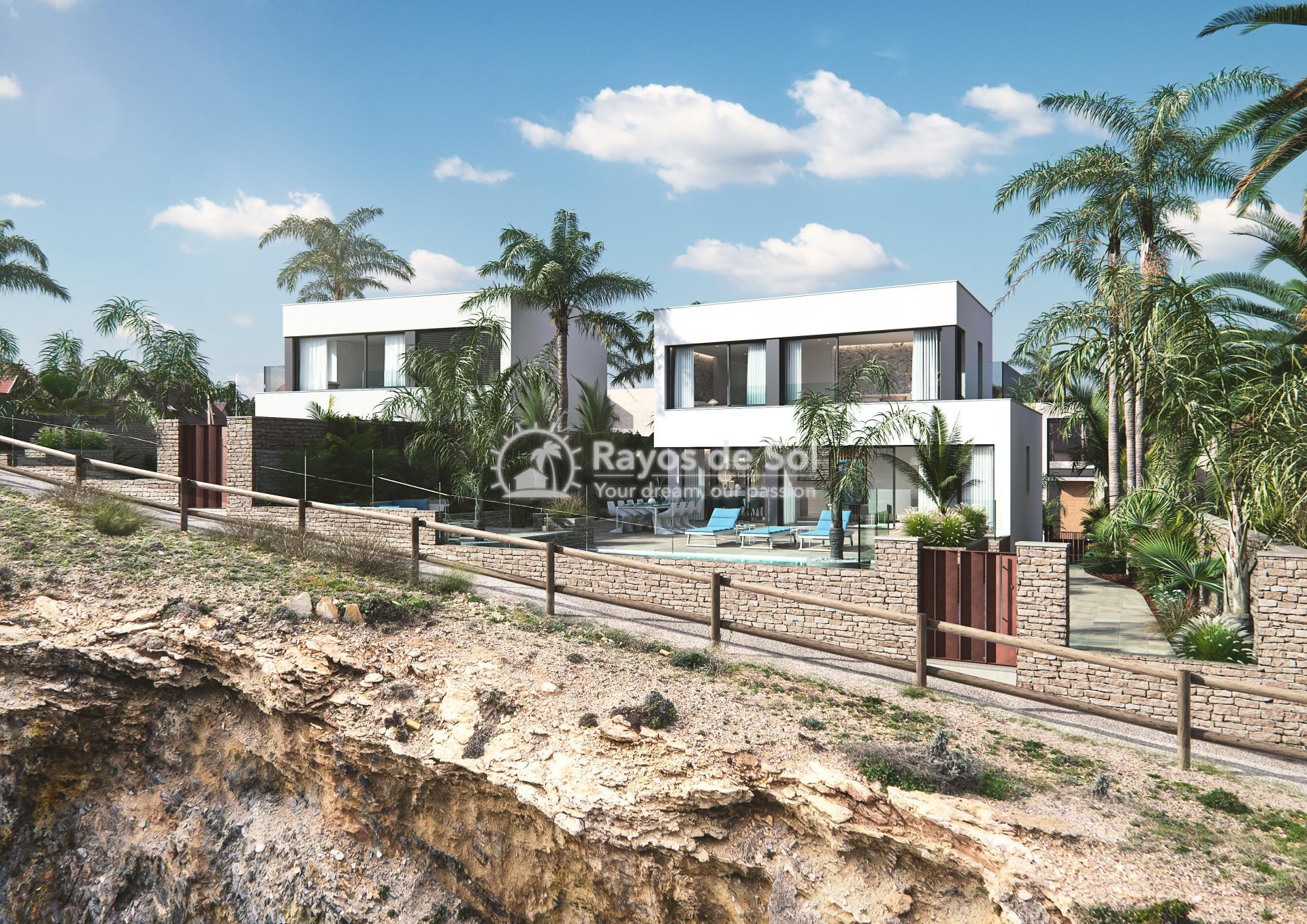 Villa with stunning seaviews  in Cabo de Palos, La Manga del Mar Menor, Costa Cálida (villas-de-lujo) - 9