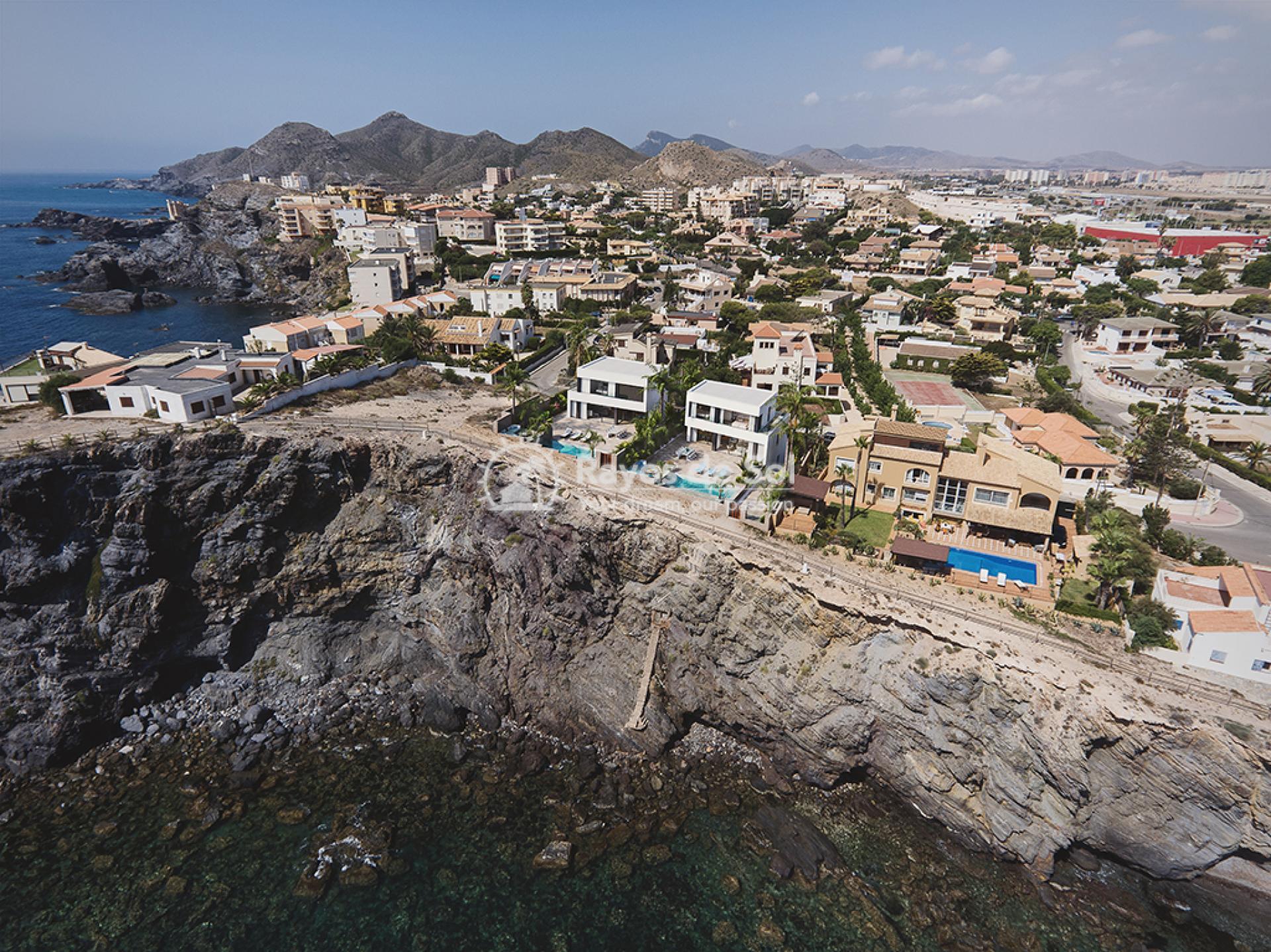 Villa with stunning seaviews  in Cabo de Palos, La Manga del Mar Menor, Costa Cálida (villas-de-lujo) - 6