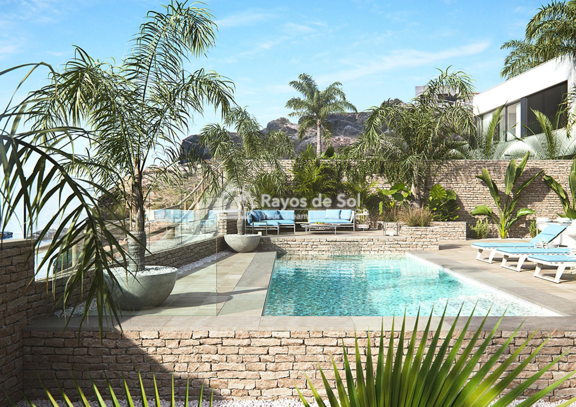 Villa with stunning seaviews  in Cabo de Palos, La Manga del Mar Menor, Costa Cálida (villas-de-lujo) - 22