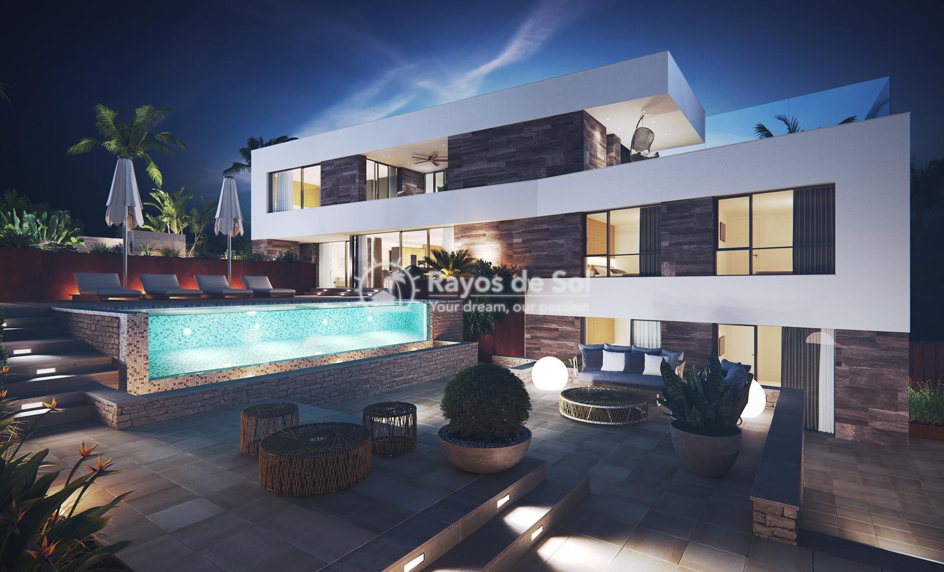 Villa with stunning seaviews  in Cabo de Palos, La Manga del Mar Menor, Costa Cálida (Villas-las-Yukas) - 30