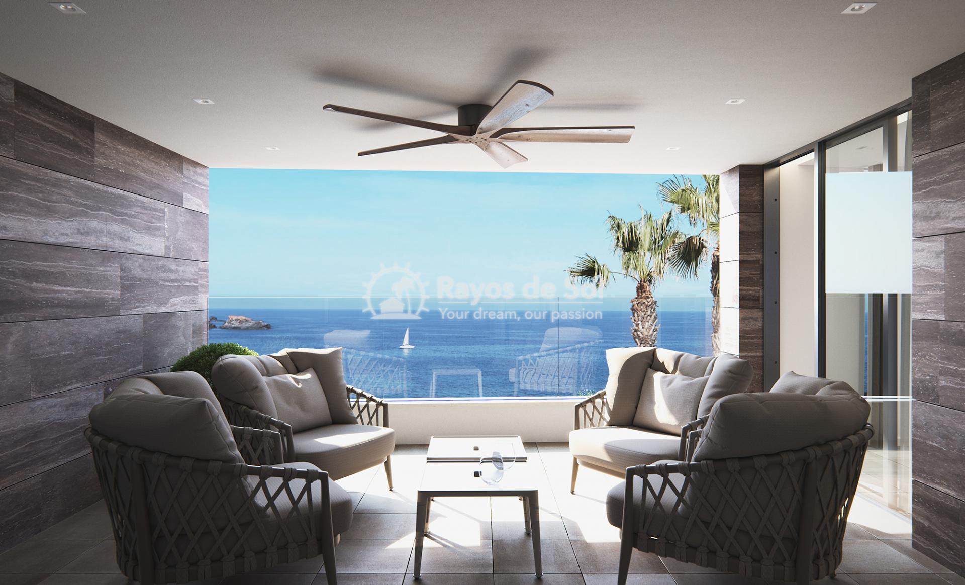 Villa with stunning seaviews  in Cabo de Palos, La Manga del Mar Menor, Costa Cálida (Villas-las-Yukas) - 20