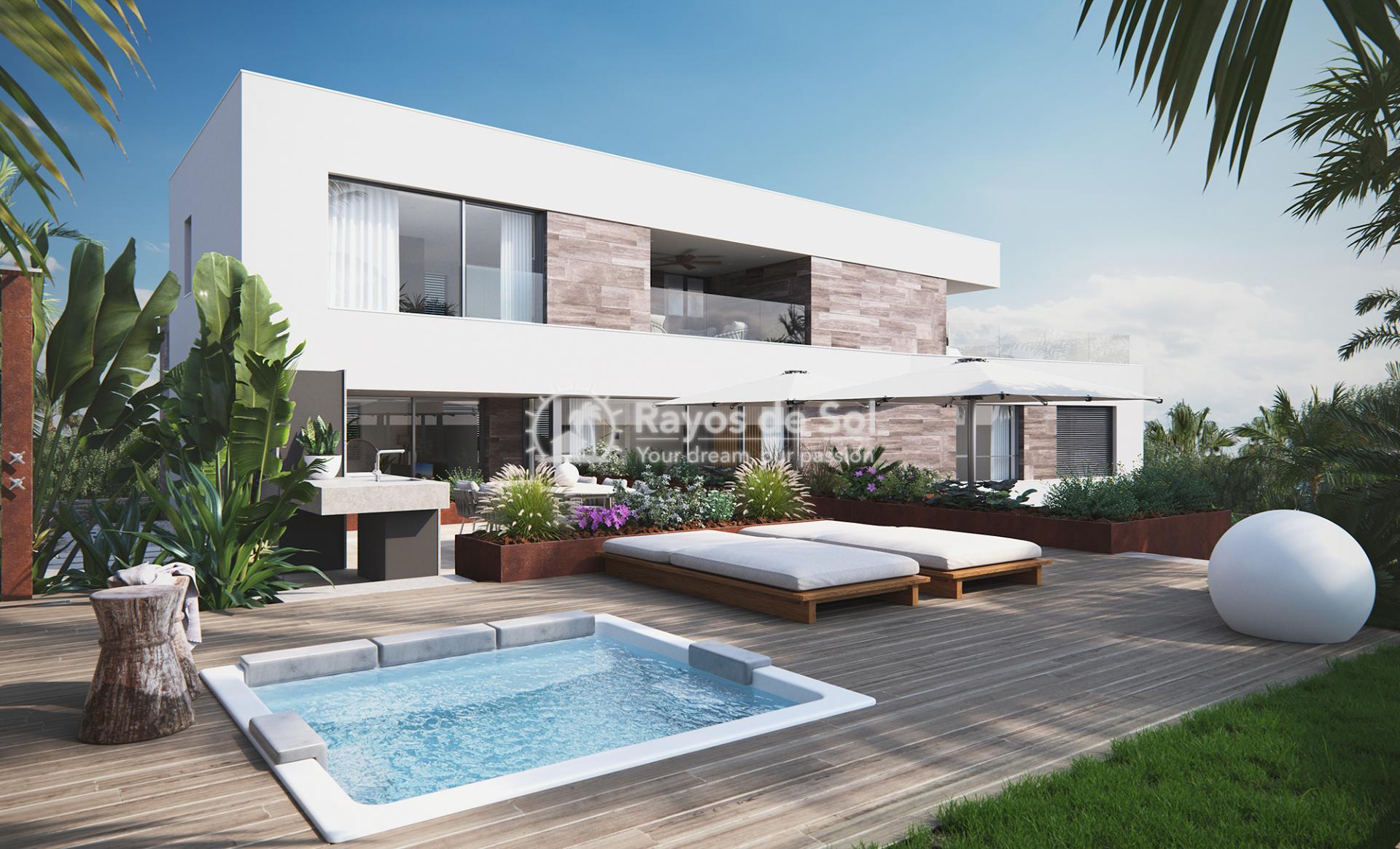 Villa with stunning seaviews  in Cabo de Palos, La Manga del Mar Menor, Costa Cálida (Villas-las-Yukas) - 1