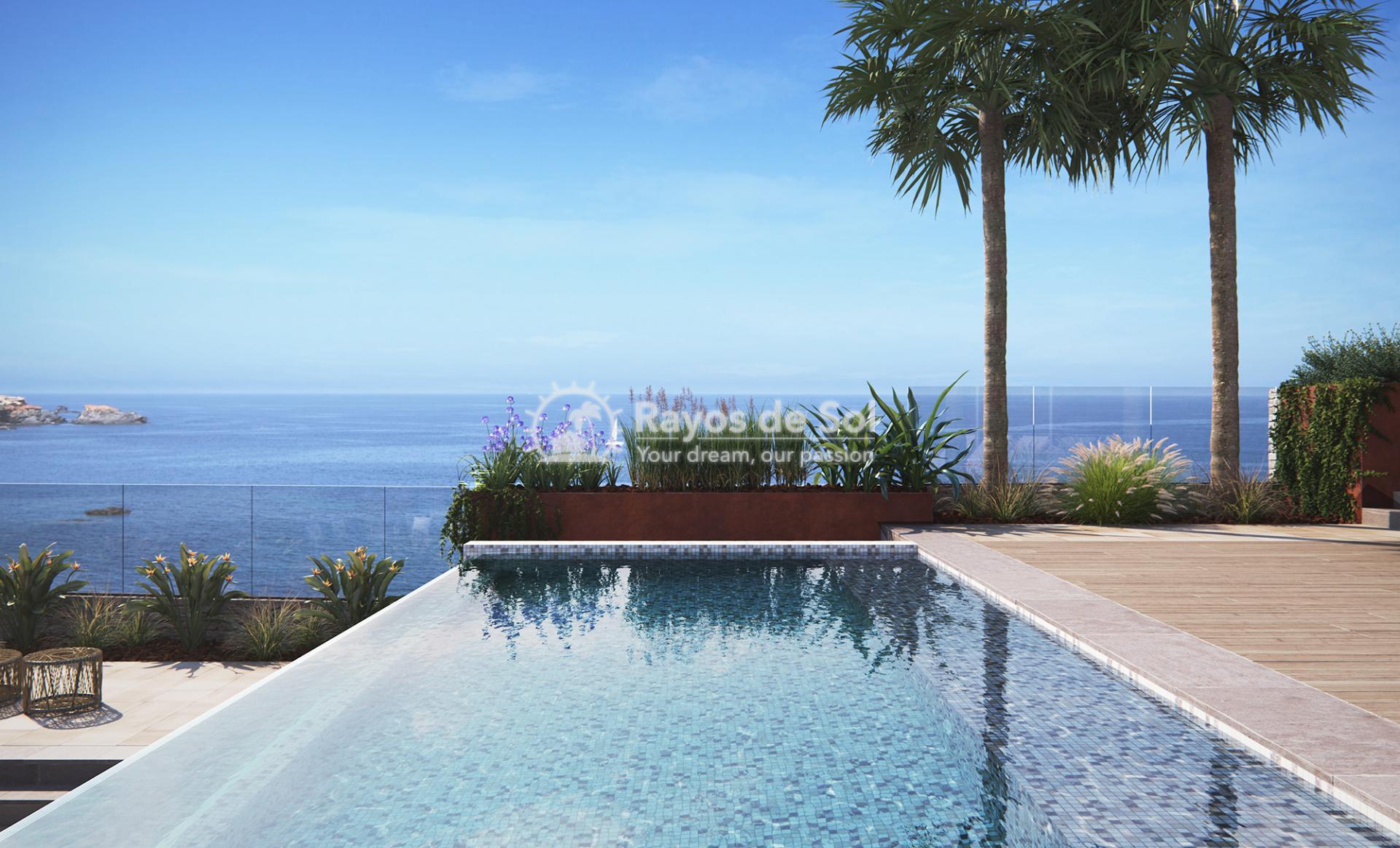 Villa with stunning seaviews  in Cabo de Palos, La Manga del Mar Menor, Costa Cálida (Villas-las-Yukas) - 22