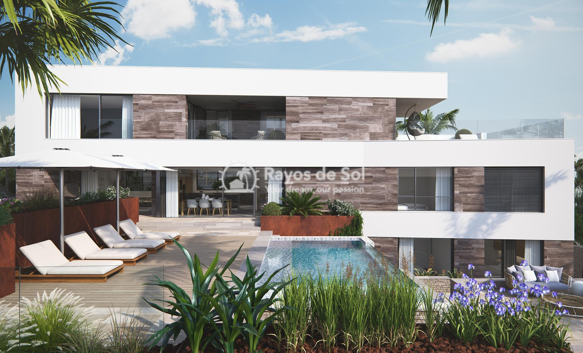 Villa with stunning seaviews  in Cabo de Palos, La Manga del Mar Menor, Costa Cálida (Villas-las-Yukas) - 27