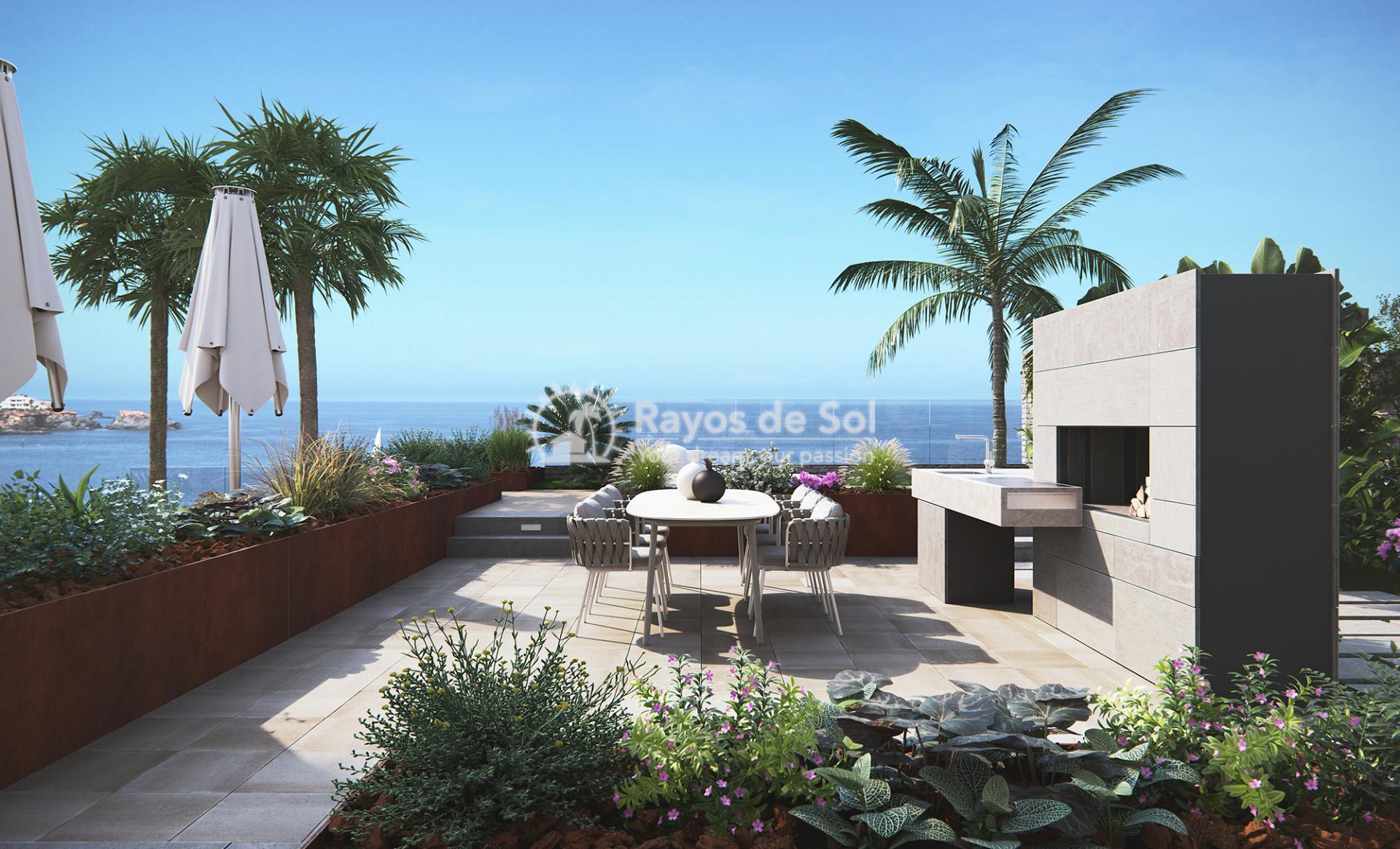Villa with stunning seaviews  in Cabo de Palos, La Manga del Mar Menor, Costa Cálida (Villas-las-Yukas) - 28