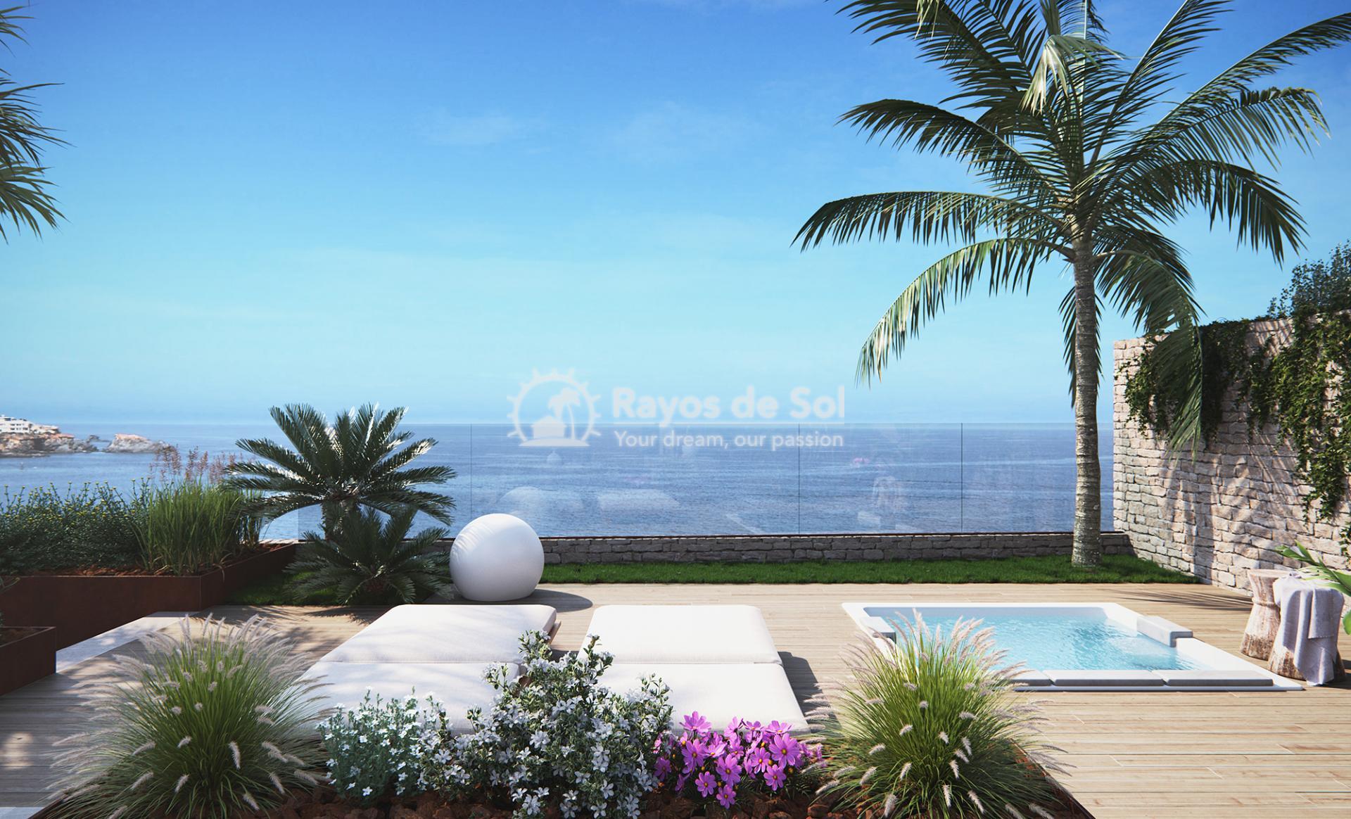 Villa with stunning seaviews  in Cabo de Palos, La Manga del Mar Menor, Costa Cálida (Villas-las-Yukas) - 23