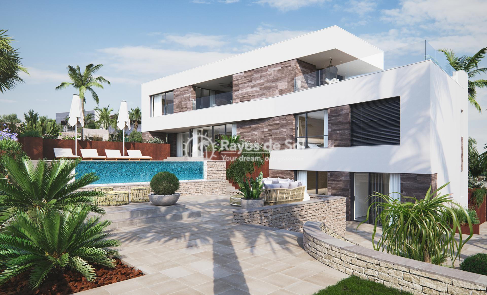 Villa with stunning seaviews  in Cabo de Palos, La Manga del Mar Menor, Costa Cálida (Villas-las-Yukas) - 29