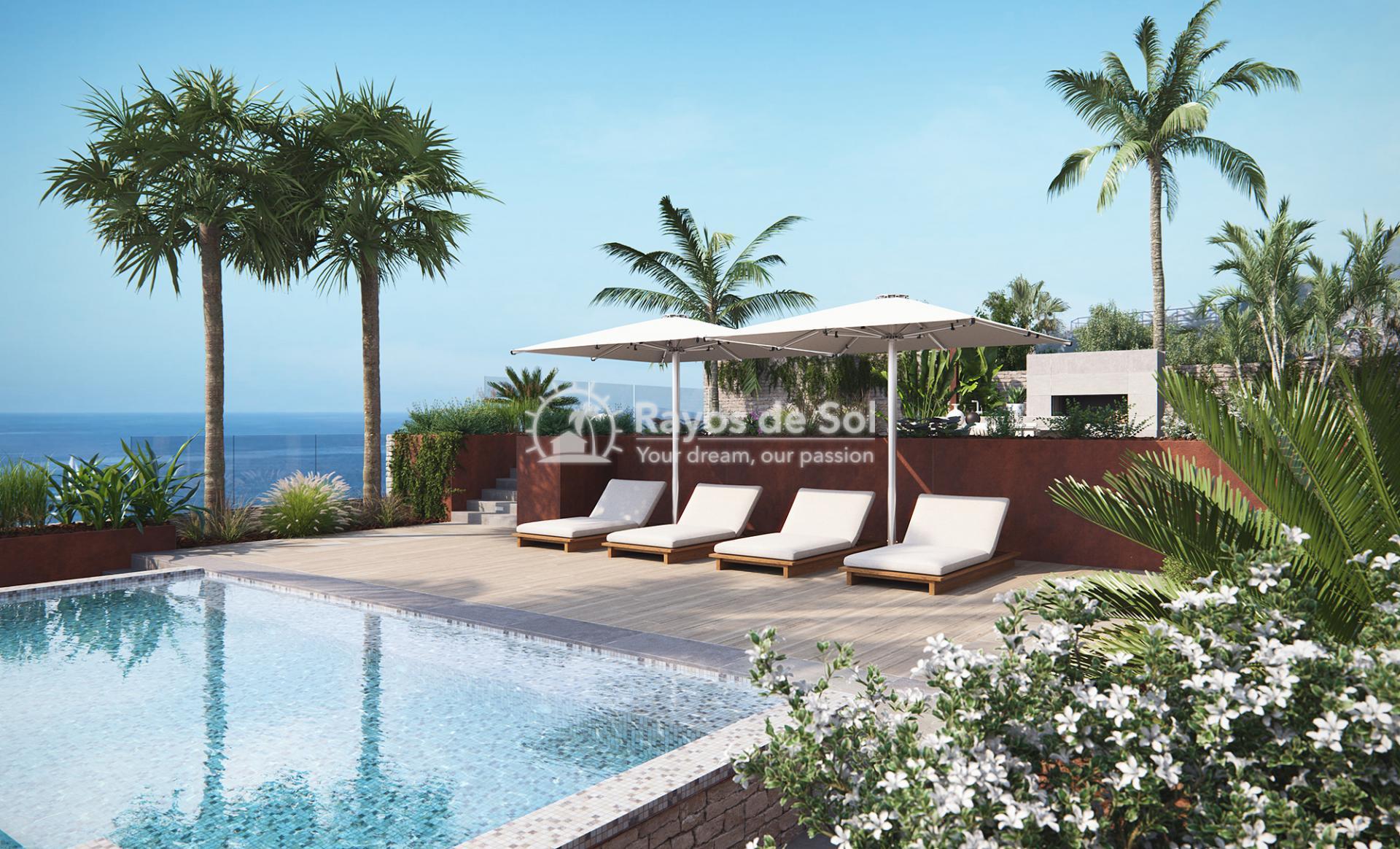 Villa with stunning seaviews  in Cabo de Palos, La Manga del Mar Menor, Costa Cálida (Villas-las-Yukas) - 25