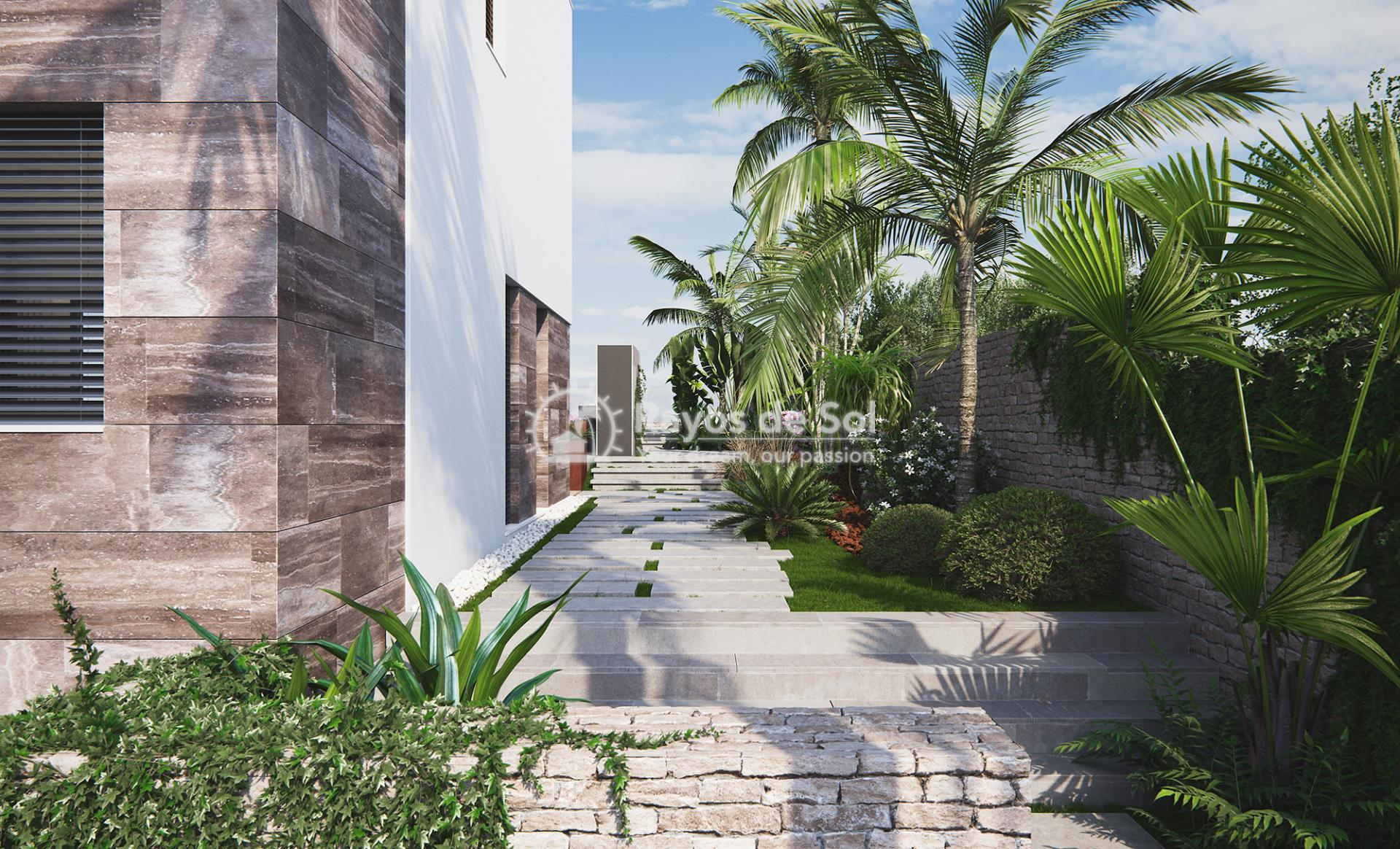 Villa with stunning seaviews  in Cabo de Palos, La Manga del Mar Menor, Costa Cálida (Villas-las-Yukas) - 38