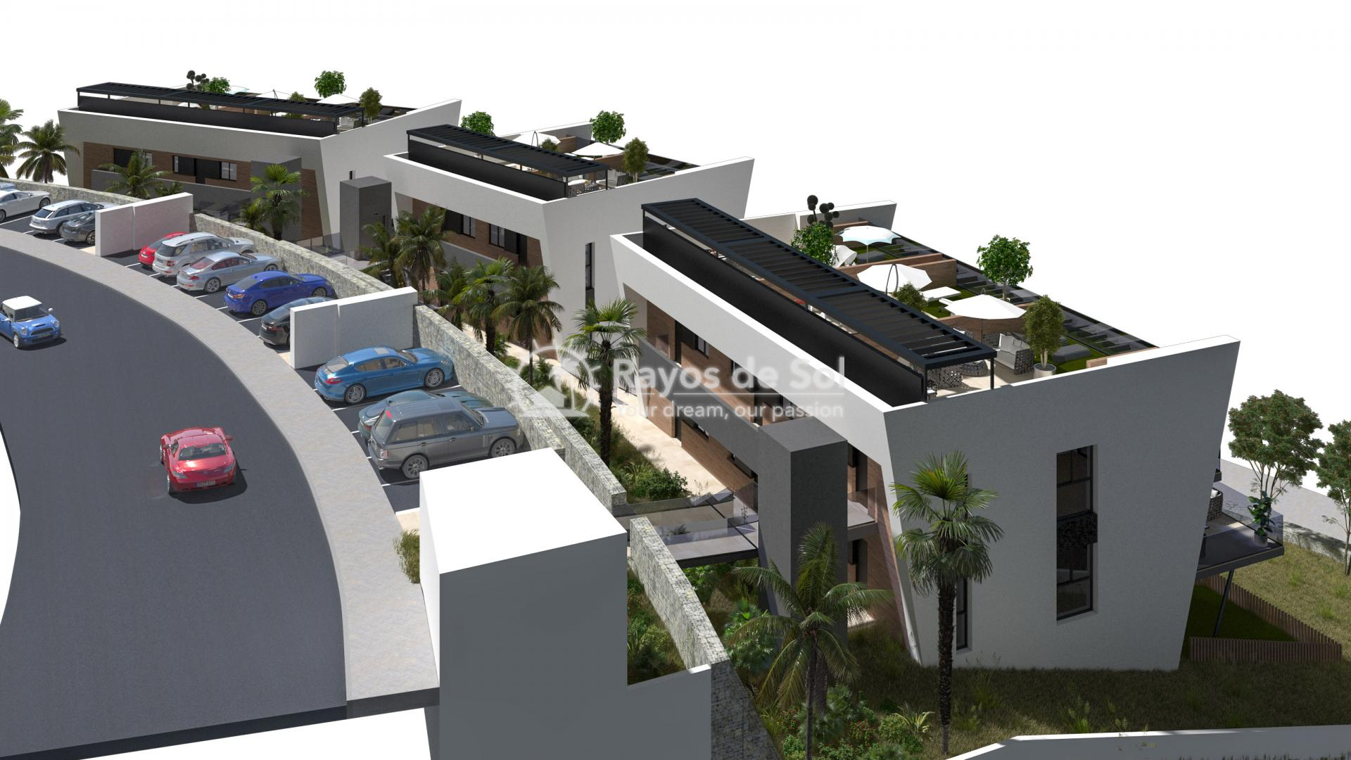 Ground floor apartment  in Finestrat, Costa Blanca (Castelets-PB) - 15