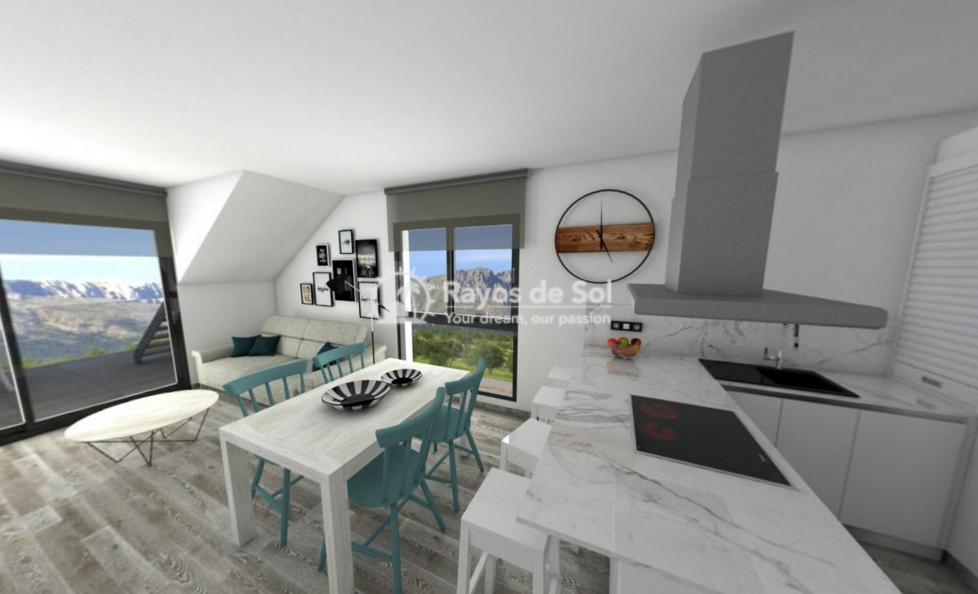 Ground floor apartment  in Finestrat, Costa Blanca (Castelets-PB) - 7