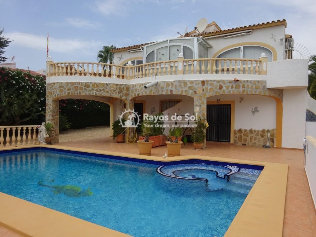 Villa  in Calpe, Costa Blanca North (2963) - 1