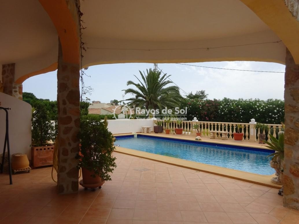 Villa  in Calpe, Costa Blanca North (2963) - 2