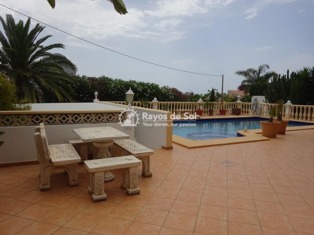 Villa  in Calpe, Costa Blanca North (2963) - 13
