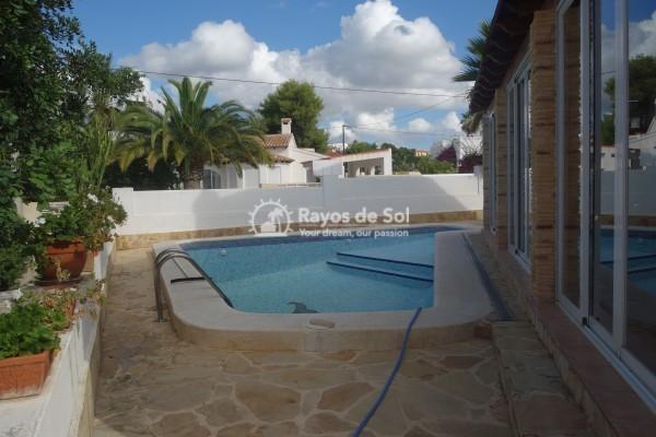 Villa  in Calpe, Costa Blanca North (2980) - 12