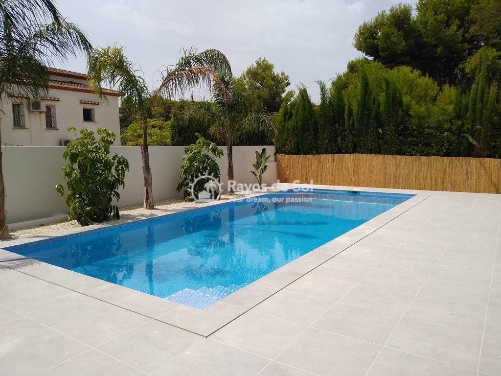 Villa  in Moraira, Costa Blanca (2983) - 4