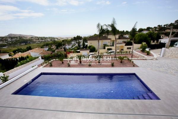 Villa  in Moraira, Costa Blanca (2986) - 2