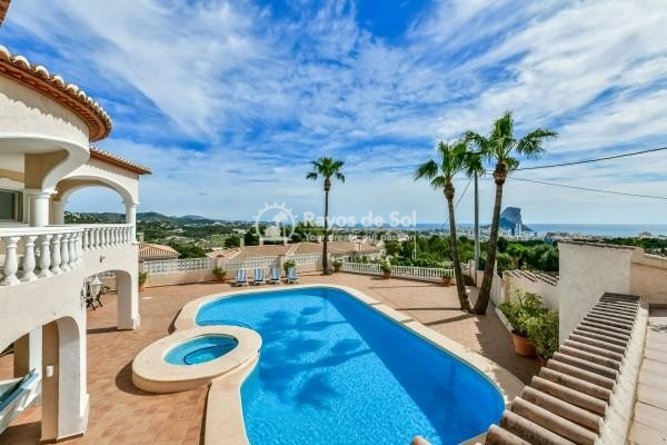 Villa  in Calpe, Costa Blanca North (2991) - 2