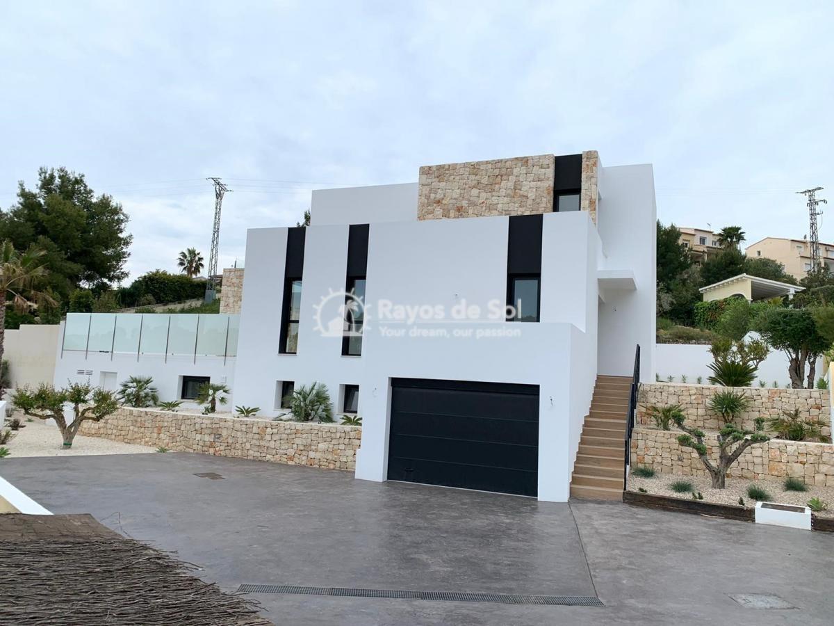 Villa  in Benissa, Costa Blanca (2537) - 3
