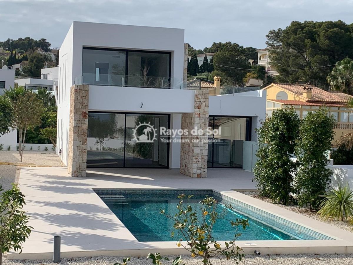 Villa  in Benissa, Costa Blanca (2537) - 1