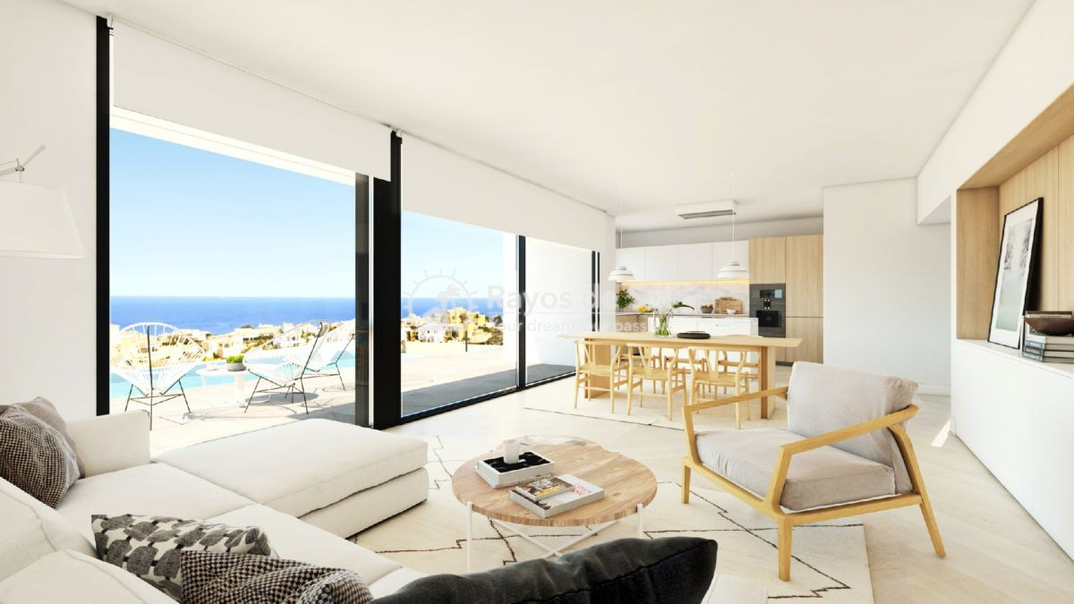 Villa  in Benitachell, Costa Blanca (ov-am169) - 4