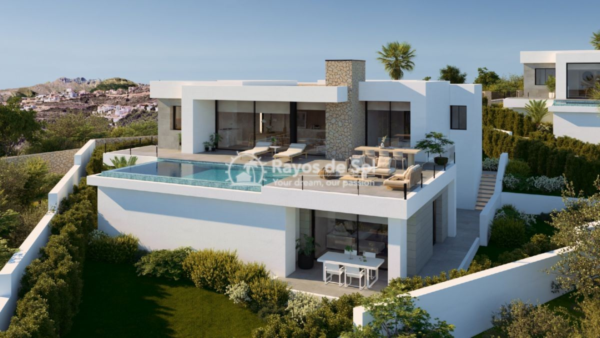 Villa  in Benitachell, Costa Blanca (ov-am169) - 1