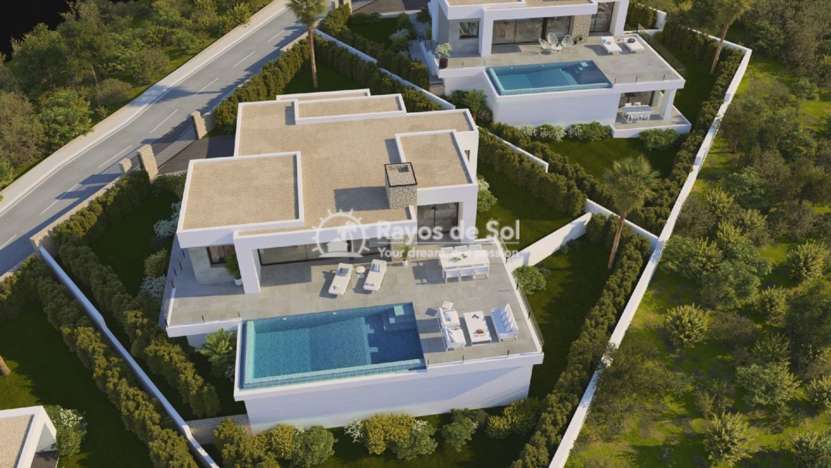 Villa  in Benitachell, Costa Blanca (ov-am169) - 7