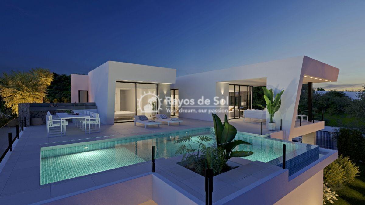 Villa  in Benitachell, Costa Blanca (ov-ae121) - 1