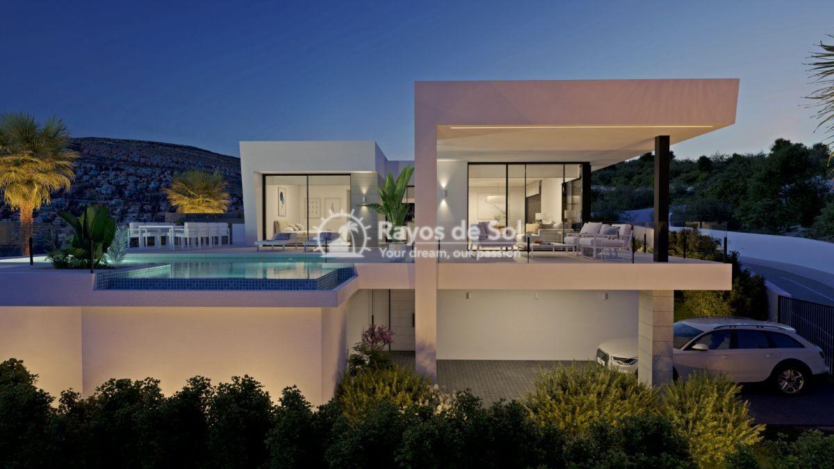 Villa  in Benitachell, Costa Blanca (ov-ae121) - 7