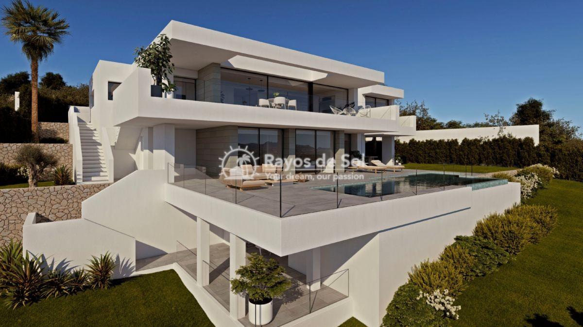 Villa  in Benitachell, Costa Blanca (ov-aj244) - 2