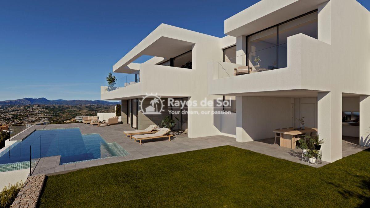 Villa  in Benitachell, Costa Blanca (ov-aj244) - 3