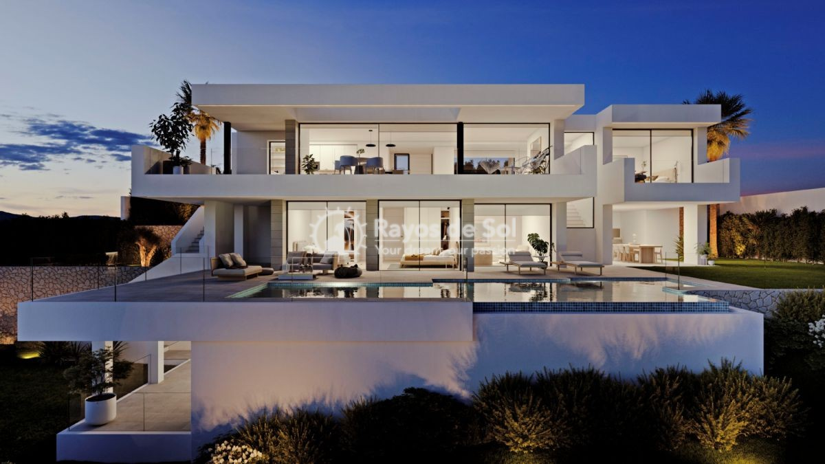 Villa  in Benitachell, Costa Blanca (ov-aj244) - 5