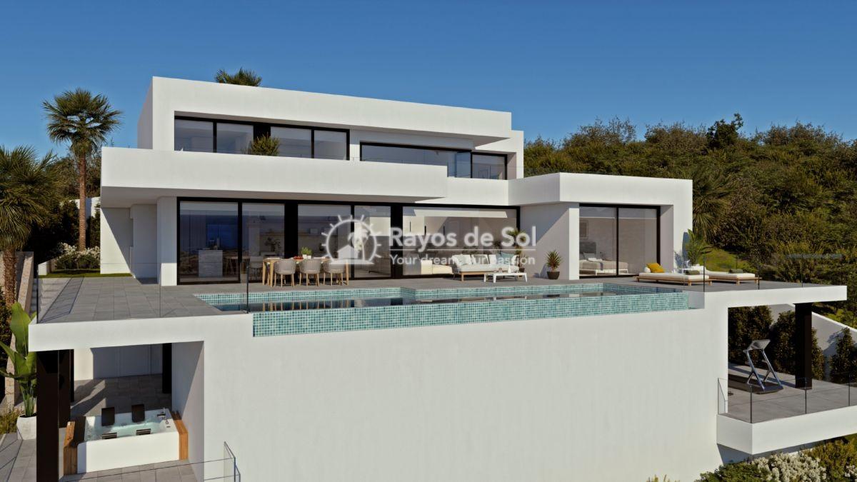 Villa  in Benitachell, Costa Blanca (ov-aj021) - 1