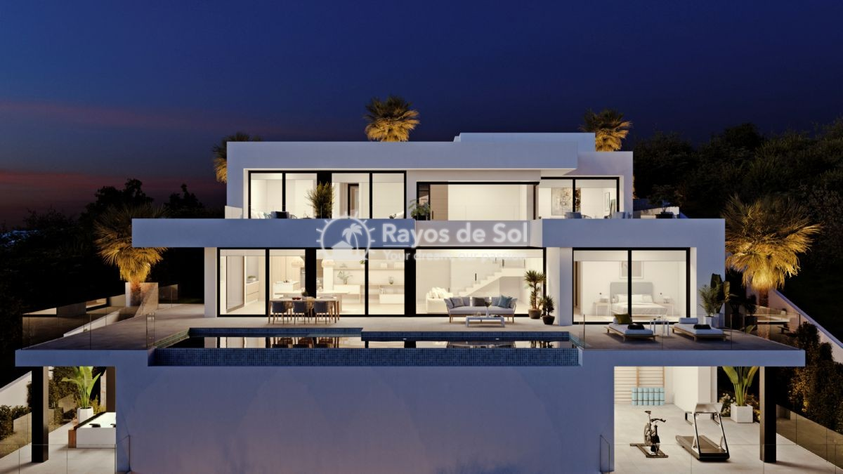 Villa  in Benitachell, Costa Blanca (ov-aj021) - 5