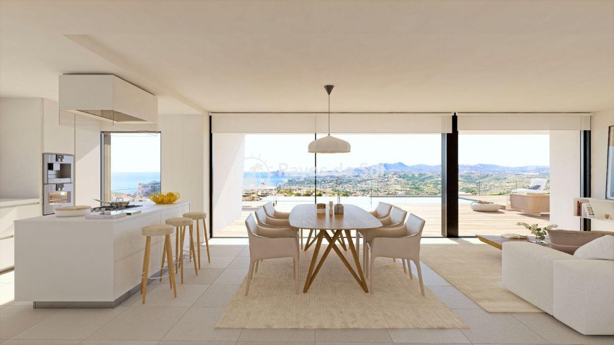 Villa  in Benitachell, Costa Blanca (ov-aj155) - 2