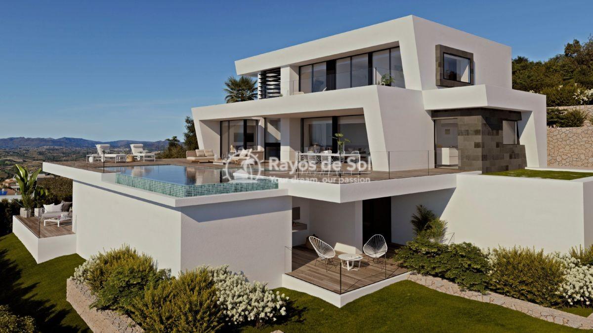 Villa  in Benitachell, Costa Blanca (ov-aj155) - 3