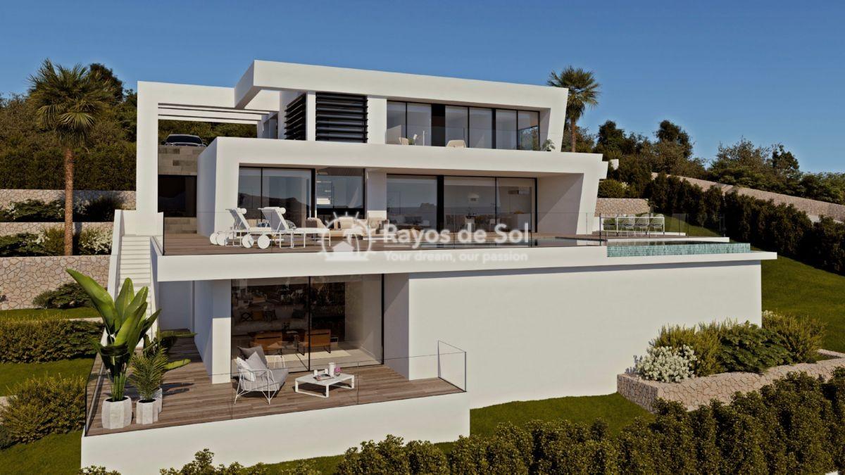 Villa  in Benitachell, Costa Blanca (ov-aj155) - 5
