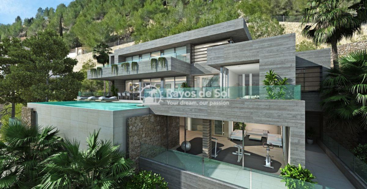 Villa  in Benitachell, Costa Blanca (ov-aj035) - 4