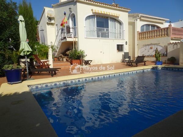 Villa  in Calpe, Costa Blanca North (2998) - 4