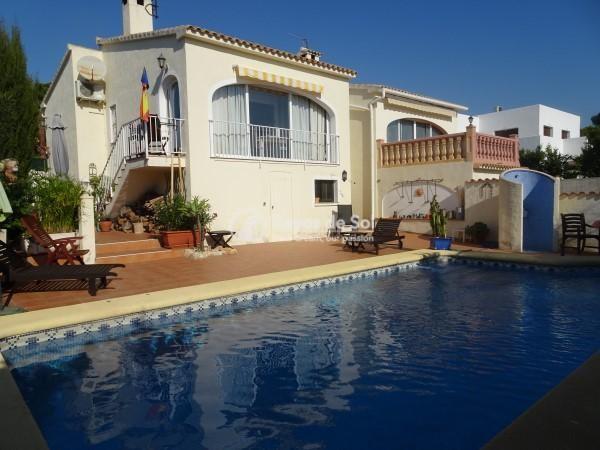 Villa  in Calpe, Costa Blanca North (2998) - 1