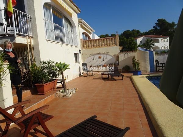 Villa  in Calpe, Costa Blanca North (2998) - 5