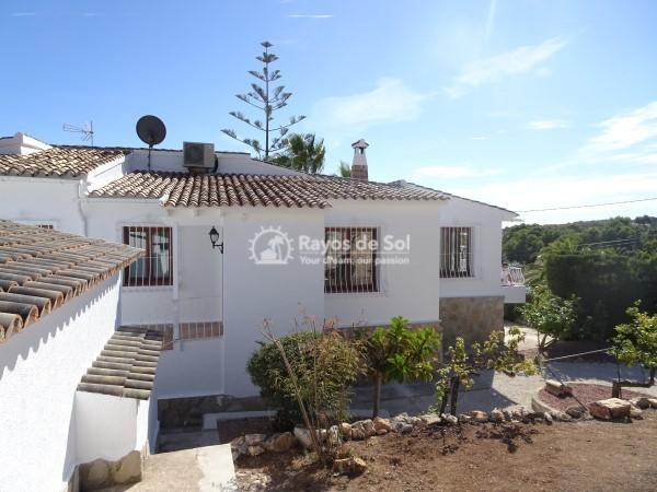 Villa  in Moraira, Costa Blanca (3003) - 11