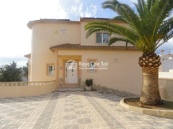 Villa  in Calpe, Costa Blanca North (2147) - 1
