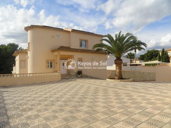 Villa  in Calpe, Costa Blanca North (2147) - 5