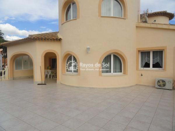 Villa  in Calpe, Costa Blanca North (2147) - 15