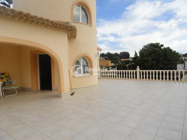 Villa  in Calpe, Costa Blanca North (2147) - 14