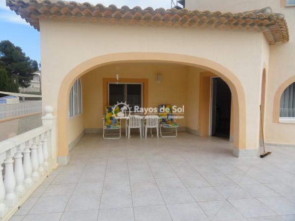 Villa  in Calpe, Costa Blanca North (2147) - 17