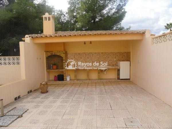 Villa  in Calpe, Costa Blanca North (2147) - 49