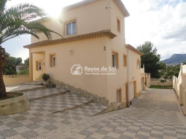 Villa  in Calpe, Costa Blanca North (2147) - 54