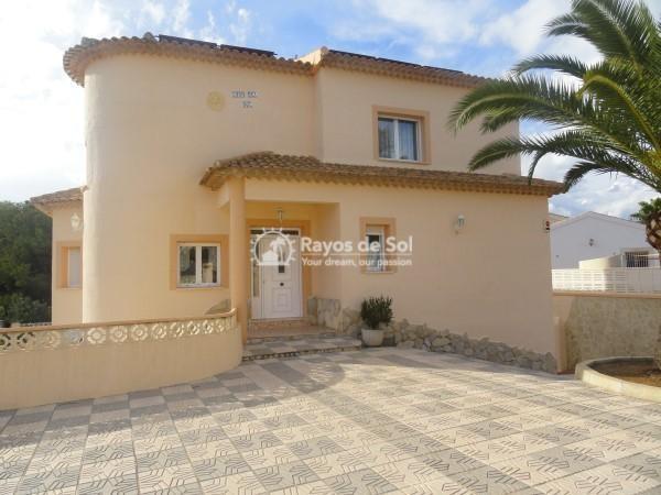 Villa  in Calpe, Costa Blanca North (2147) - 57